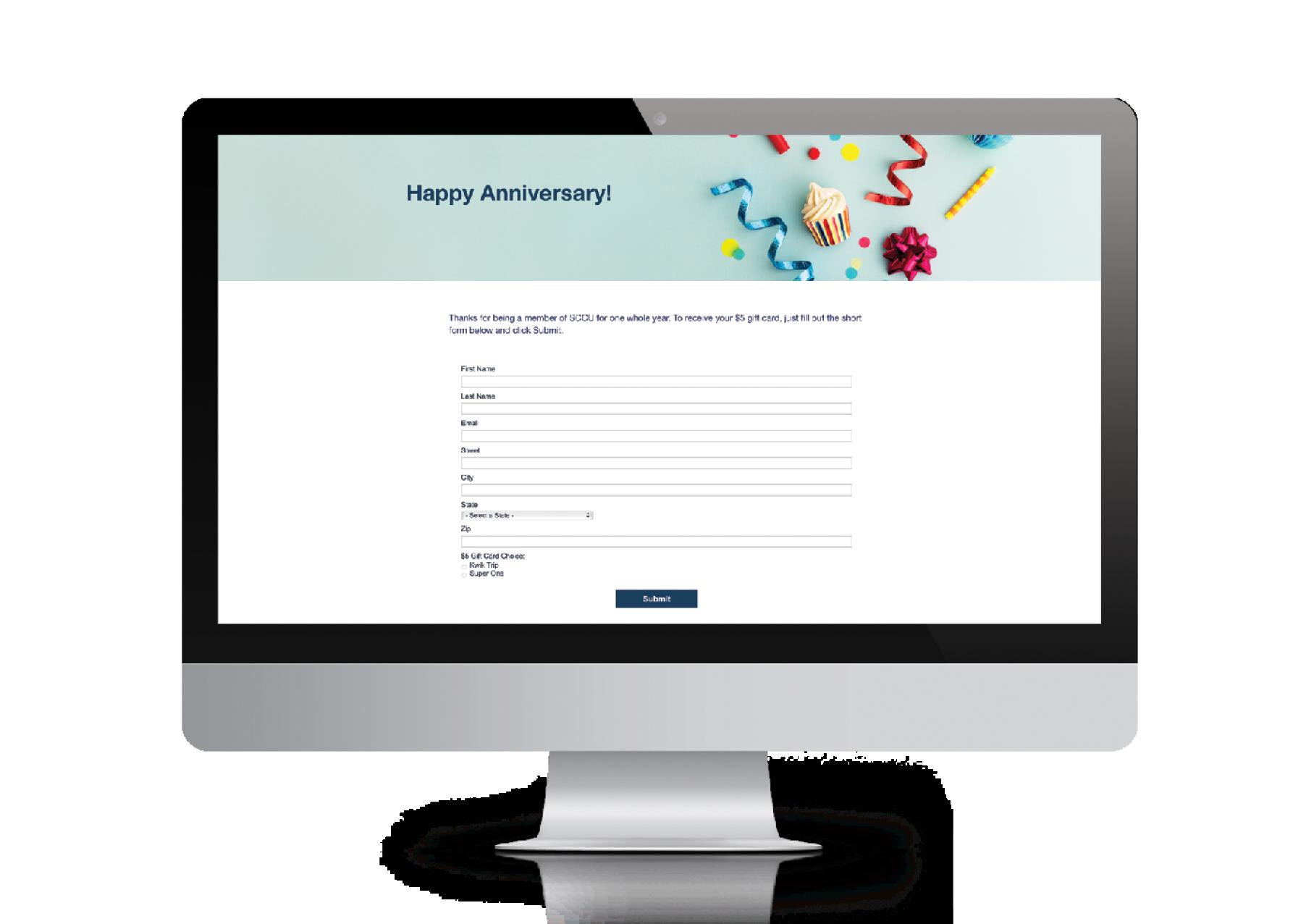 Superior Choice Credit Union Marketing Automation Campaign