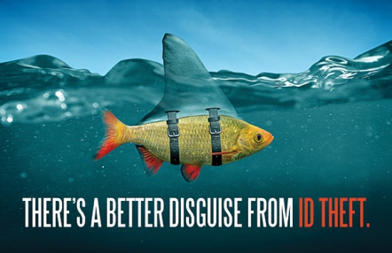 There's a better disguise from ID theft.