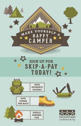 Make Yourself a Happy Camper