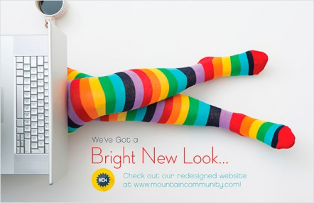 We've Got a Bright New Look...