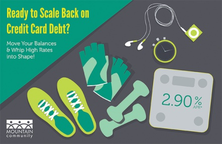 Ready to Scale Back on Credit Card Debt?