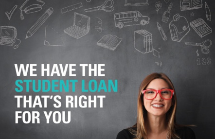 We Have the Student Loan That's Right for You