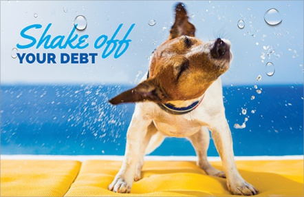 Shake Off Your Debt