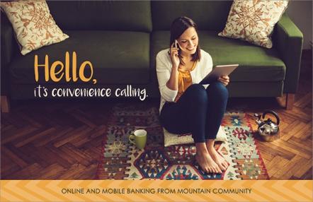 Hello, it's convenience calling.