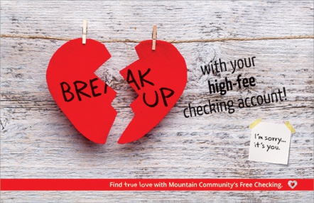 Break up with your high-fee checking account!