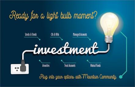 Ready for a light bulb moment?