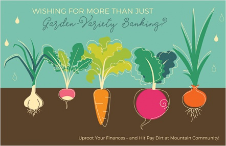 Wishing for More Than Just Garden-Variety Banking?
