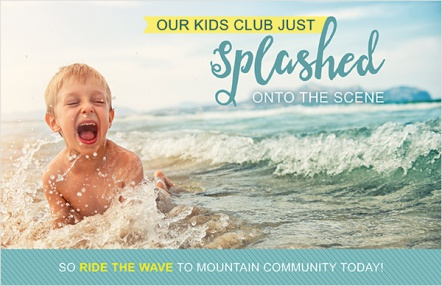 Our Kids Club Just Splashed Onto the Scene