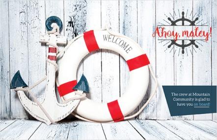 Ahoy, matey!