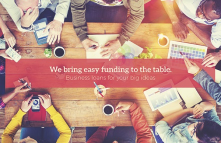 We Bring Easy Funding to the Table.