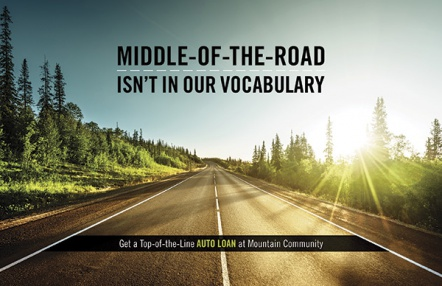 Middle-of-the-Road Isn't in Our Vocabulary