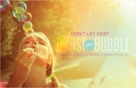 Don't Let Debt Burst Your Bubble