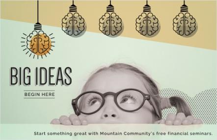 Big ideas begin here
