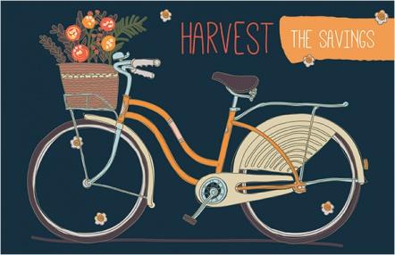 Harvest the Savings