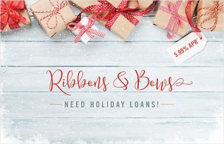Ribbons & Bows Need Holiday Loans!