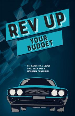 Rev Up Your Budget