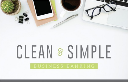 Clean & Simple Business Banking