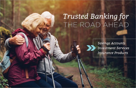 Trusted Banking for the Road Ahead