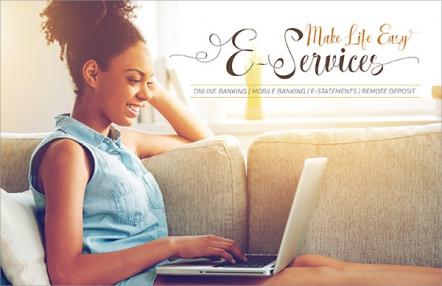 E-Services Make Life Easy