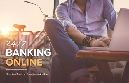 24/7 Banking Online