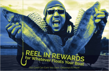 Reel in Rewards for Whatever Floats Your Boat