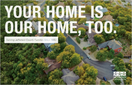 Your Home is Our Home, too.