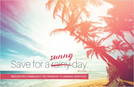 Save for a Sunny Day