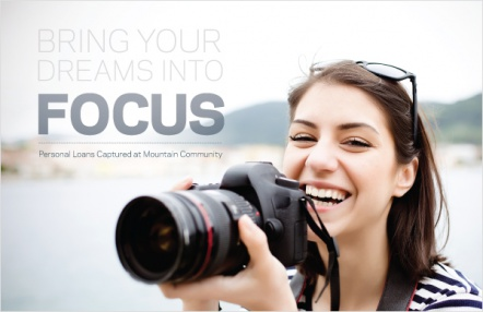 Bring your dreams into focus.