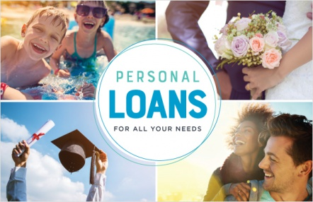 Personal loans for all your needs.