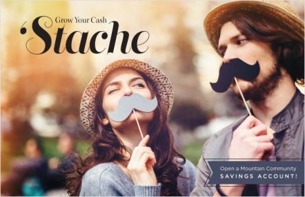 Grow Your Cash 'Stache