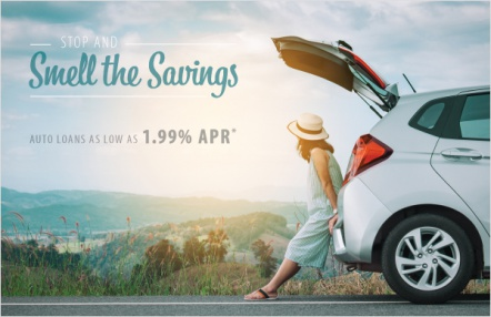 Bank and Credit Union Marketing Designs - car   image.works