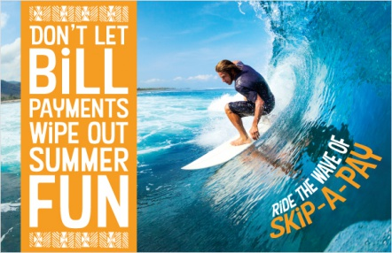 Don't let bill payments wipe out summer fun