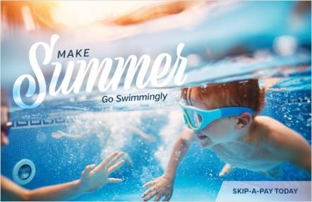 Make summer go swimmingly