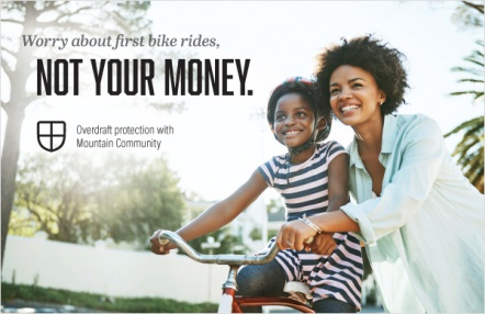 Worry about first bike rides, not your money