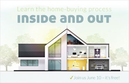 Learn the home-buying process inside and out