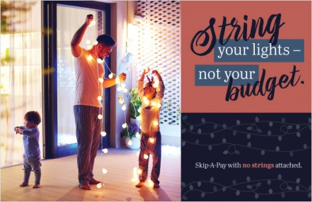 Sting your lights – not your budget.