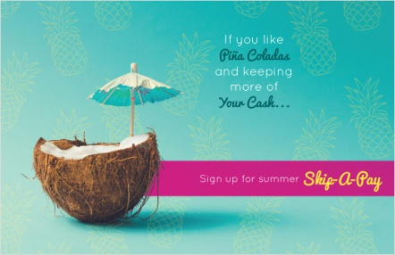 If you like Pina Coladas and keeping more of your cash...
