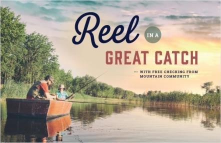 Reel in a great catch
