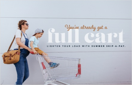 You've already got a full cart