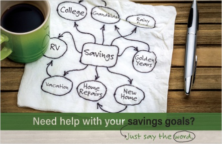 Need help with your savings goals?