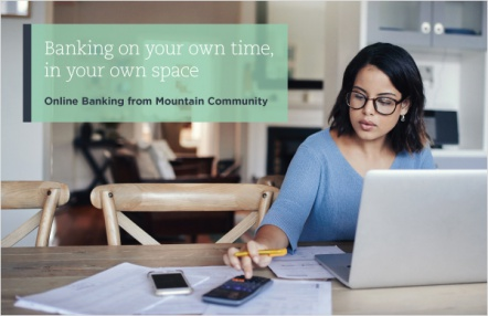 Banking on your own time, in your own space