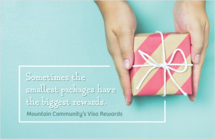 Sometimes the smallest packages have the biggest rewards