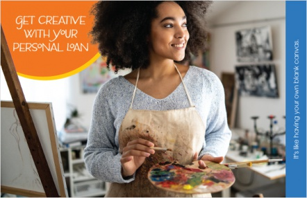 Get creative with your personal loan
