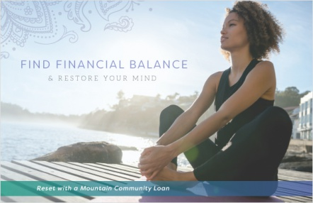 Find financial balance
