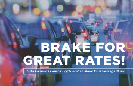 Brake for great rates!