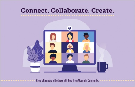Connect. Collaborate. Create.