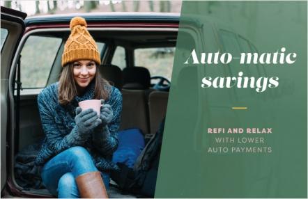 Auto-matic savings