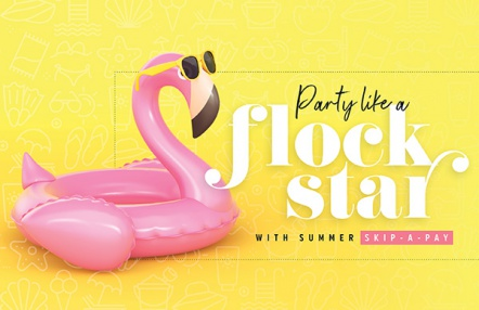Party like a flock star