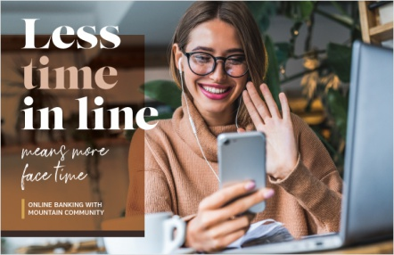 Less time in line means more face time