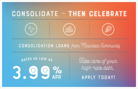 Consolidate – then celebrate